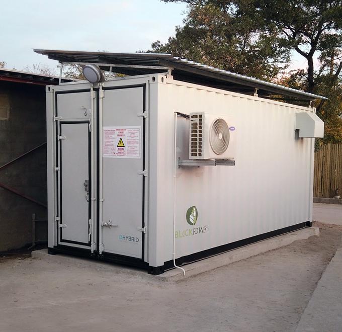 Cheetah Plains AIO Container