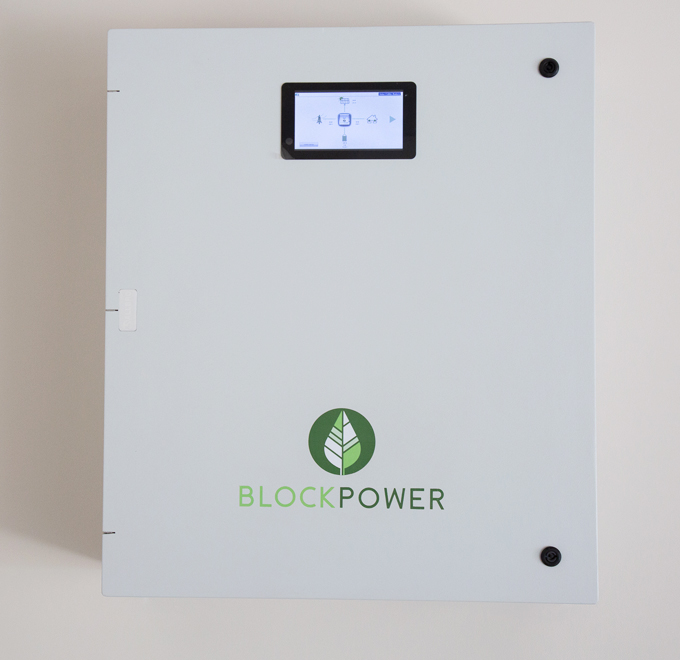 Blockpower Home pack